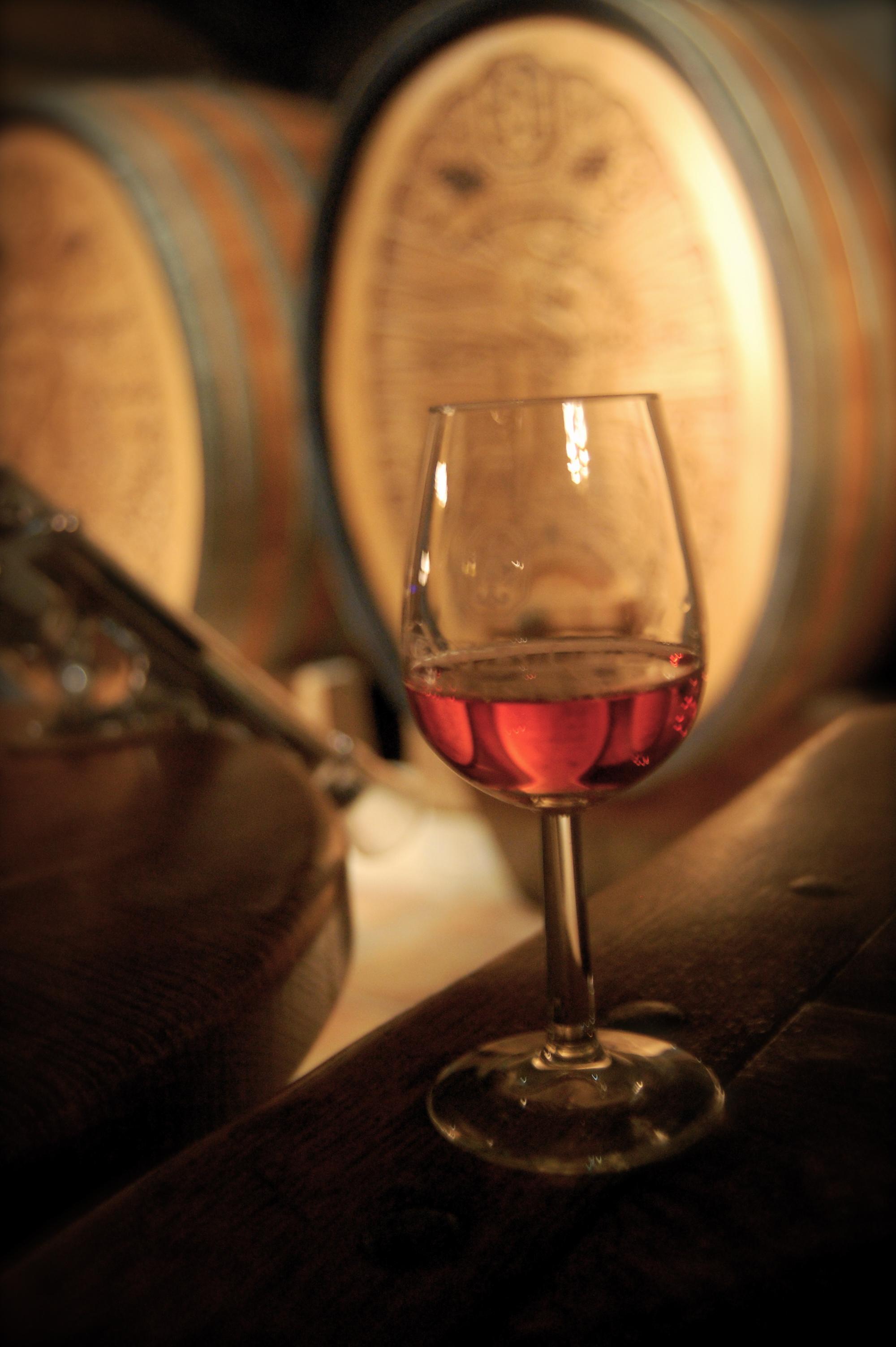Terroirist A Daily Wine Blog 187 Learning To Barrel Taste