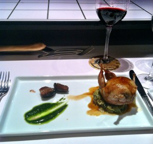 Refosco Pairing from Aroma Kitchen & Wine Bar at the Italian Culinary Experience