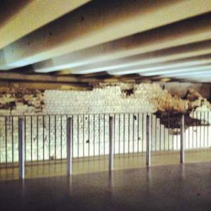 This place has such a deep history that they found an amphitheatre while recently constructing a parking garage.