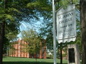 St. John's College.