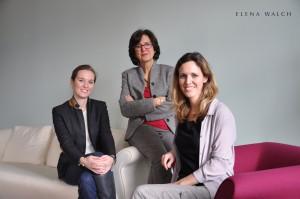 Karoline Walch, Elena Walch, and Julia Walch
