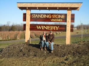 standing stone - marti - photo