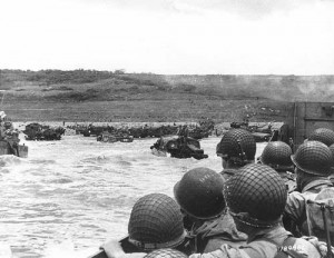 D-Day. (Flickr: The U.S. Army.)