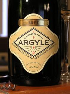 Willamette Valley's Arygle sparkling wine (Flickr: turbobumble)