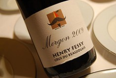 Out with the high-alc Napa Cab, in with the Beaujolais (Flickr: cbcastro)