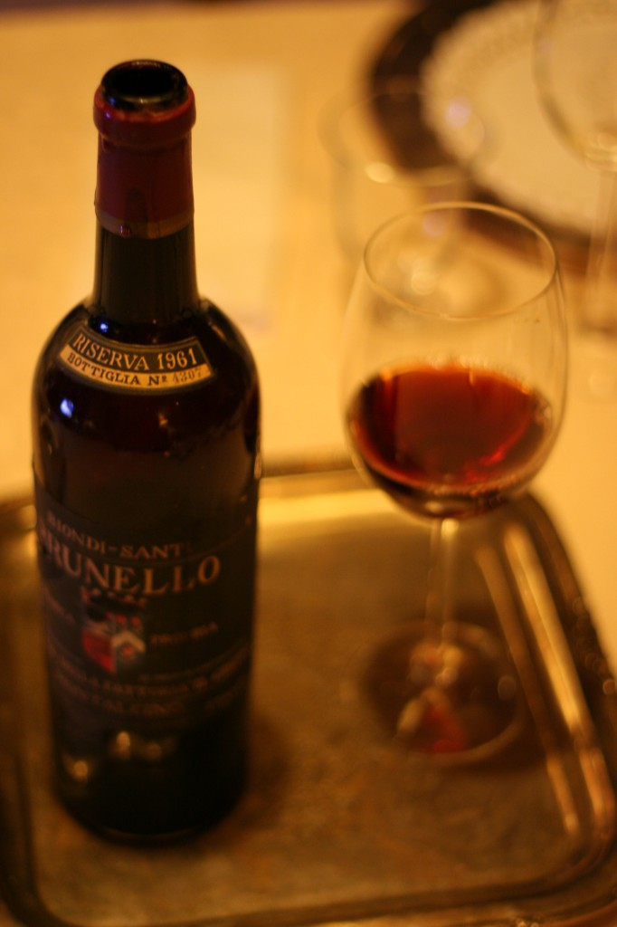 Can Brunello match the charms of Bordeaux?