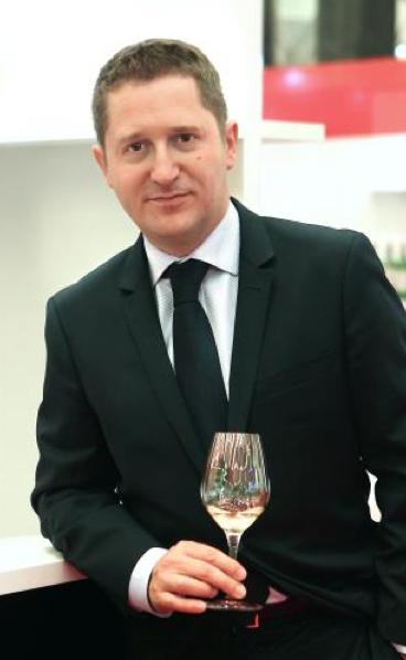 Guillaume Deglaise (Source: Vinexpo)