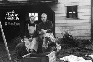 David Lett plants Pinot Noir in the Willamette Valley in 1965 (Source: Willamette Valley Wines)