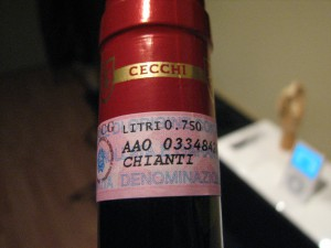 Does Chianti have an image problem?