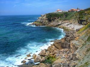 The coast in Colares, Portugal. (Flickr: TevesCosta)