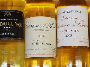 What does the future look like for sweet wines? (Flickr: roseannadana)
