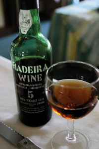 Madeira wine. (Wikimedia)