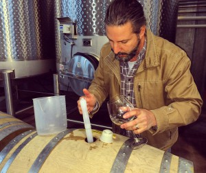 Greg Barrel Tasting Chard Edited