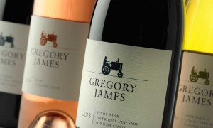 Gregory James Wines Bottle Shots