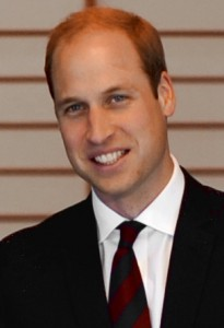 Prince William, fellow wine lover. (Wikimedia)