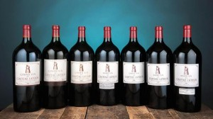 Part of Aubrey McClendon's wine collection that was auctioned. (Source: Hart Davis Hart Wine Co.)