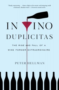 In Vino Duplicitas - Book Cover
