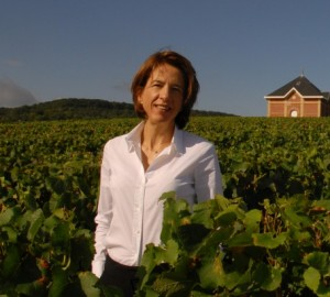 Anne Malassagne, the fourth generation co-owner of AR Lenoble Champagne. (Source: AR Lenoble Champagne)