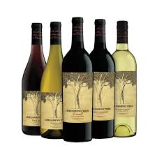 A selection of Dreaming Tree Wines, a collaboration between Sonoma County winemaker Sean McKenzie and musician Dave Matthews.