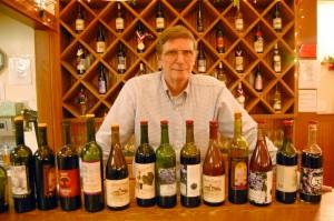 Dennis Horton in 2008. (Flickr: Southern Foodways Alliance)