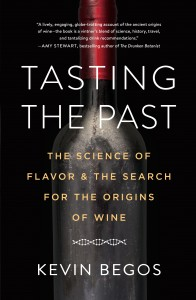 Tasting the Past - Book Cover
