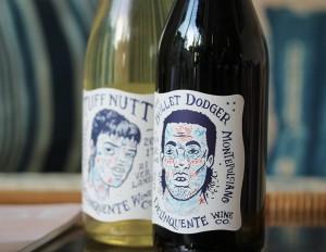 Australia's Delinquente wines. (Source: Frankie)