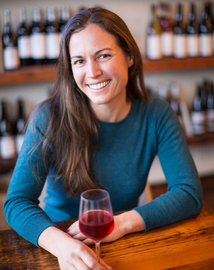 Martha Stoumen. (Photo credit: Marth Stoumen Wines)