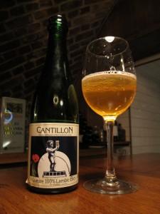 Cantillon Gueuze 100% Lambic Bio. (Flickr: Bernt Rostad)