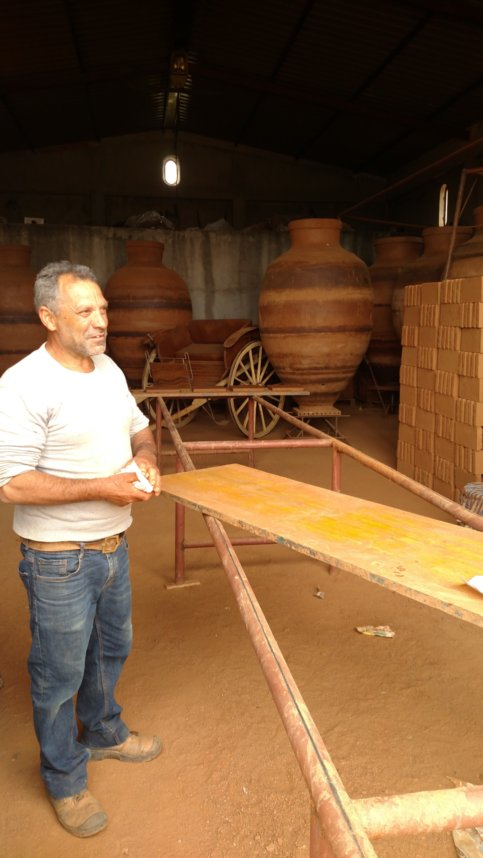 talhas in production